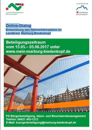 Bürgerdialog RNV 2017