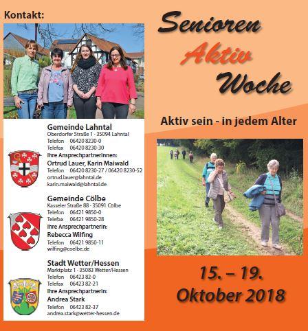 SAW 2018 Flyer Titelseite