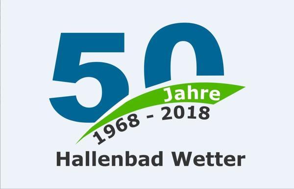 2018-09-05 50 Jahre Hallenbad Wetter