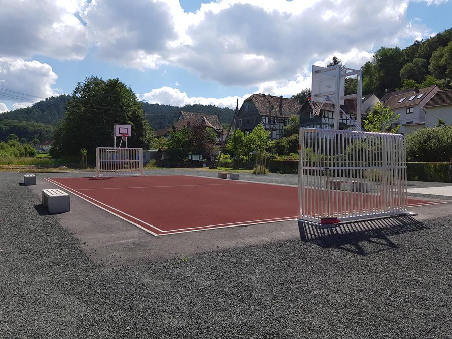 MGP Oberrosphe Spielfeld