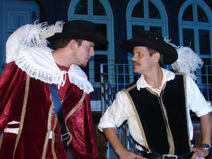 GG VB 2008 Daniel und Olli