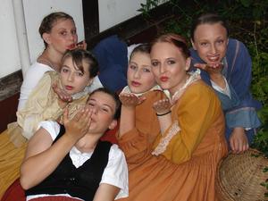 GG VB 2008 Mädels